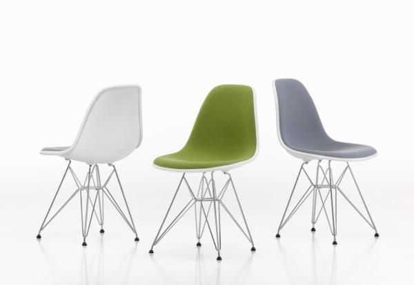 Eames Plastic Side Chair - DSR 5