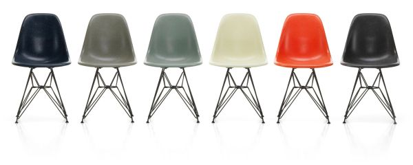 Eames Chairs in Fiberglass 2