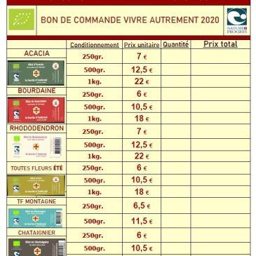 ANNULATION VIVRE AUTREMENT 2020 MAIS…