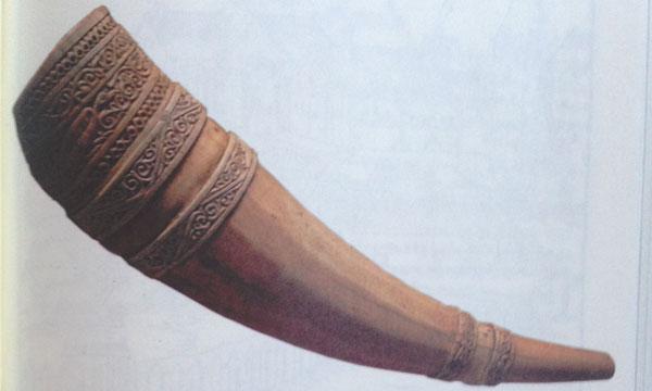 Olifant en ivoire
