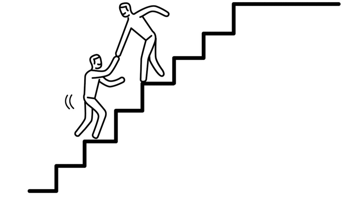 L'entrepreneuriat est basé sur la confiance et le travail mutuel, voie qui mène au succés