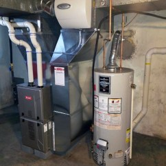 Gas Furnace 230v Dpdt Relay Wiring Diagram Humidifier Installation In Wynnewood Matthew R