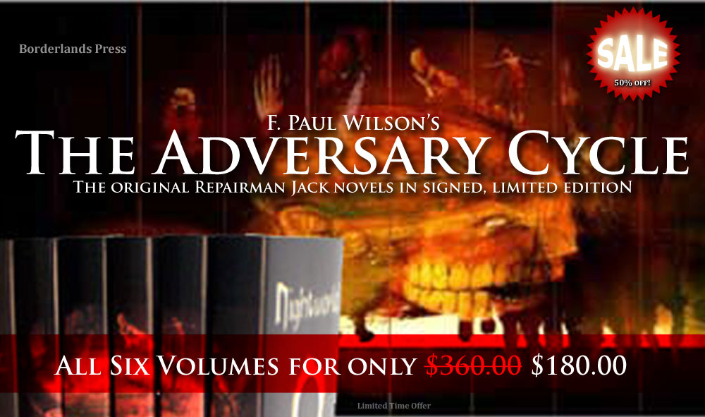 The Adversary Cycle