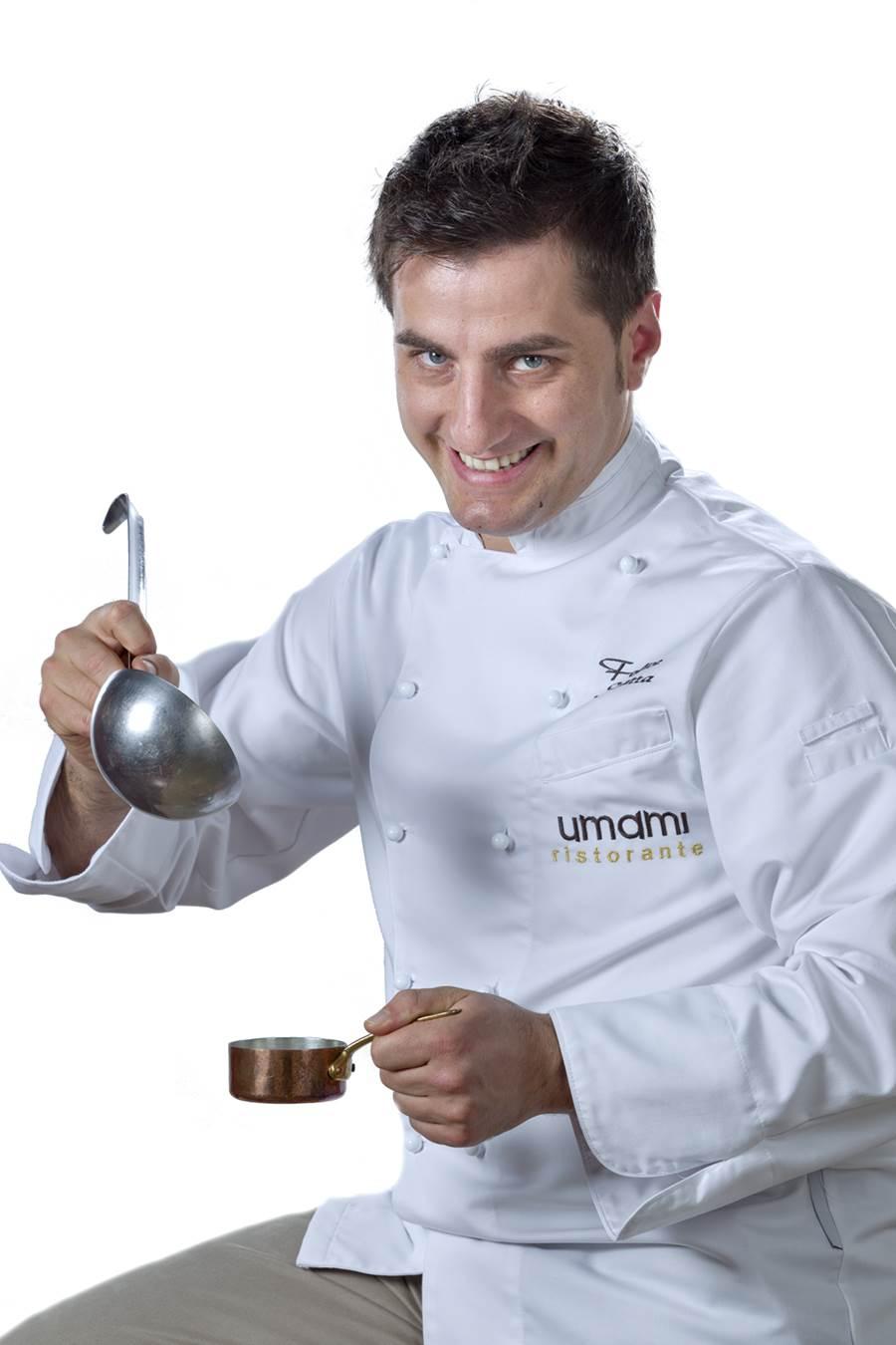 Coincasa con Cargo Etc a Bari cooking show dello chef Felice Sgarra