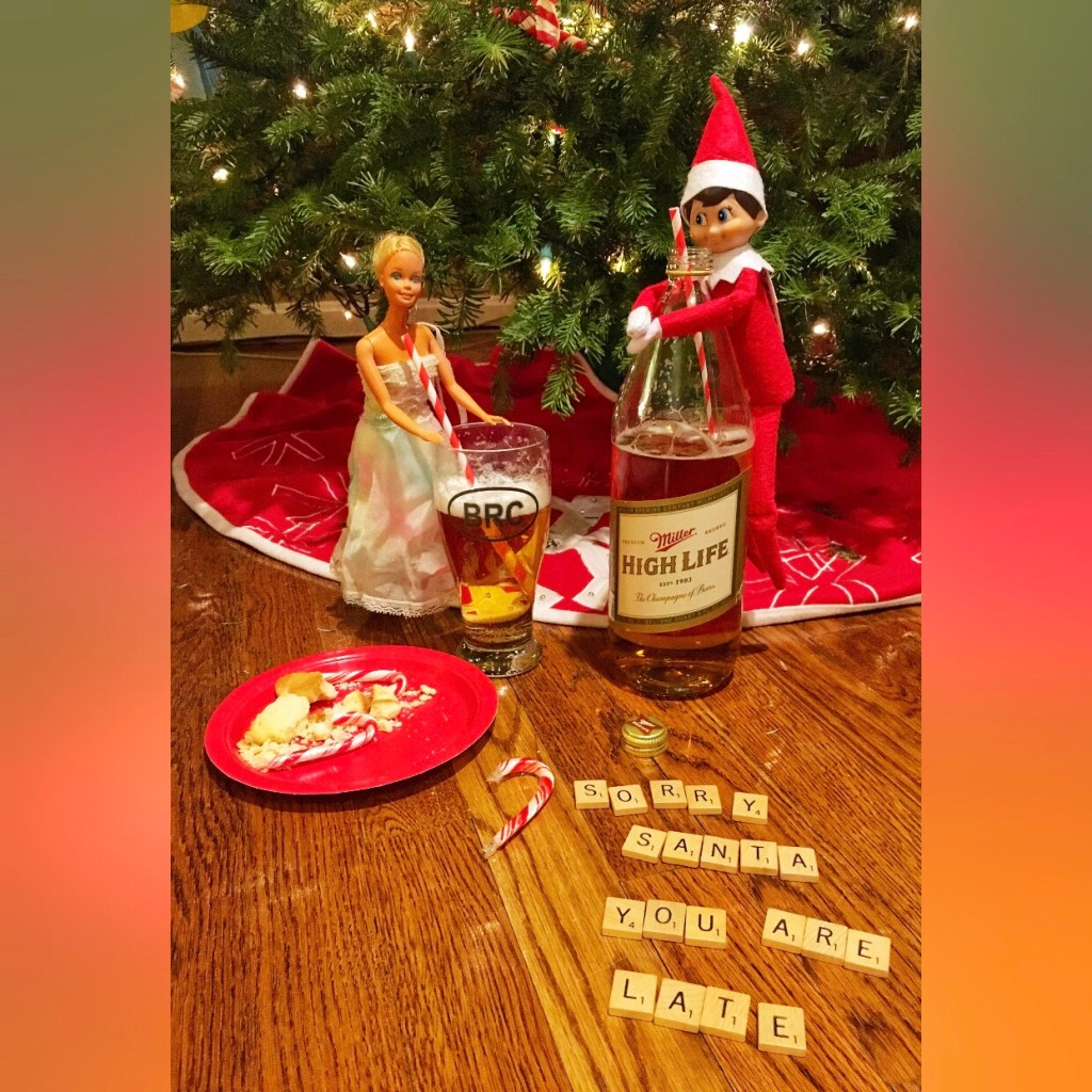 The BRC 12 Beers of Christmas 2017 Beer 12: Miller High Life