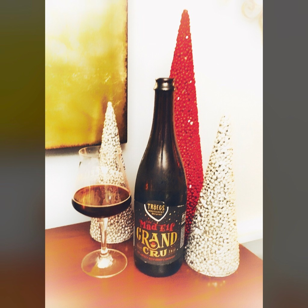 The BRC 12 Beers of Christmas 2017 Beer 13: Tröegs Mad Elf Grand Cru