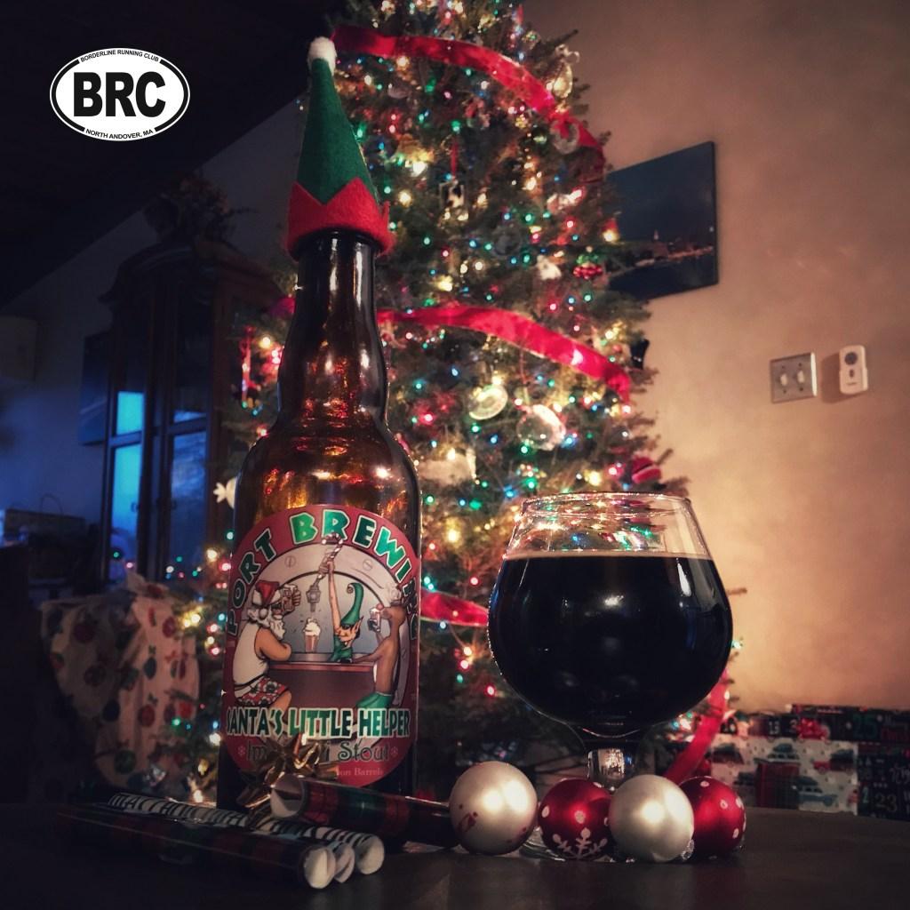 The BRC 12 Beers of Christmas 2017 Beer 11: Port Brewing Barrel Aged Santa's Little Helper