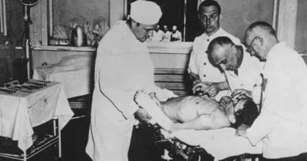 I 10 esperimenti sull'uomo più diabolici della storia