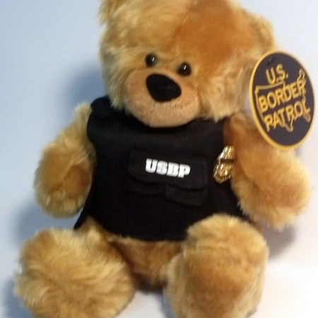 Asst. Hero- Teddy Bear - Toys