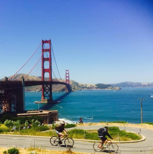 Spontaneous Road Trip to San Francisco