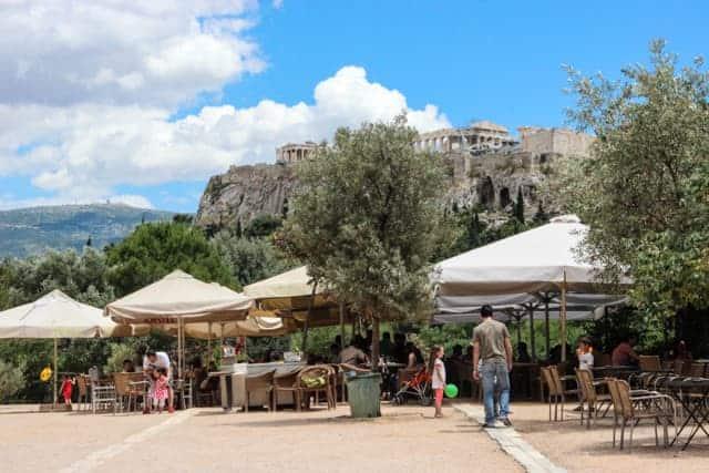 Athens neighbourhood