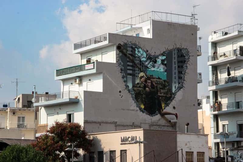 Gazi, Athens, Greece