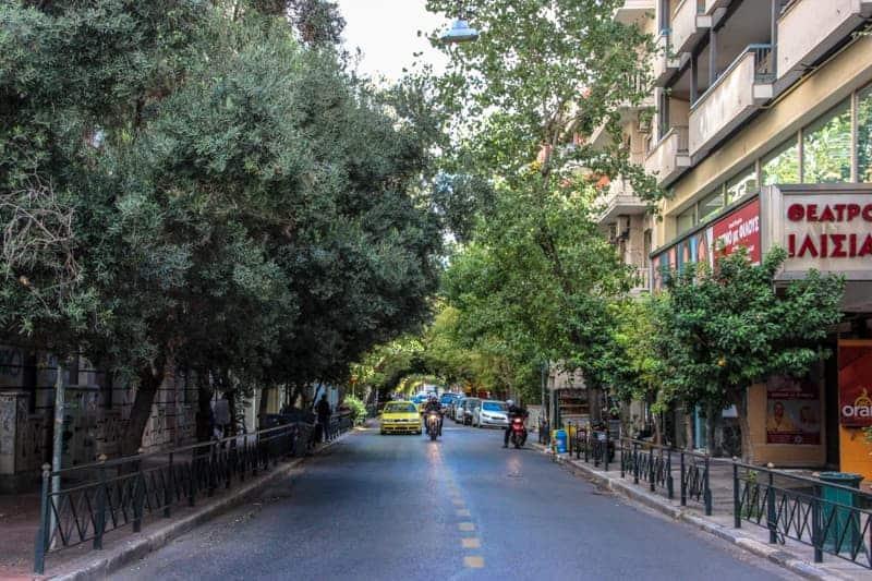 Pangrati, Athens, Greece