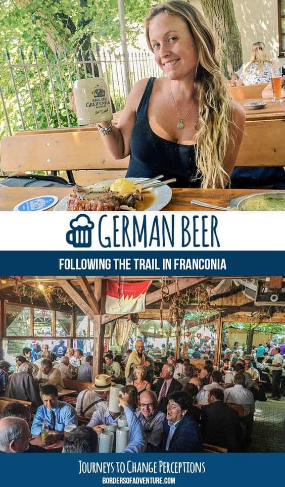 German beer tradition, festivals and tours