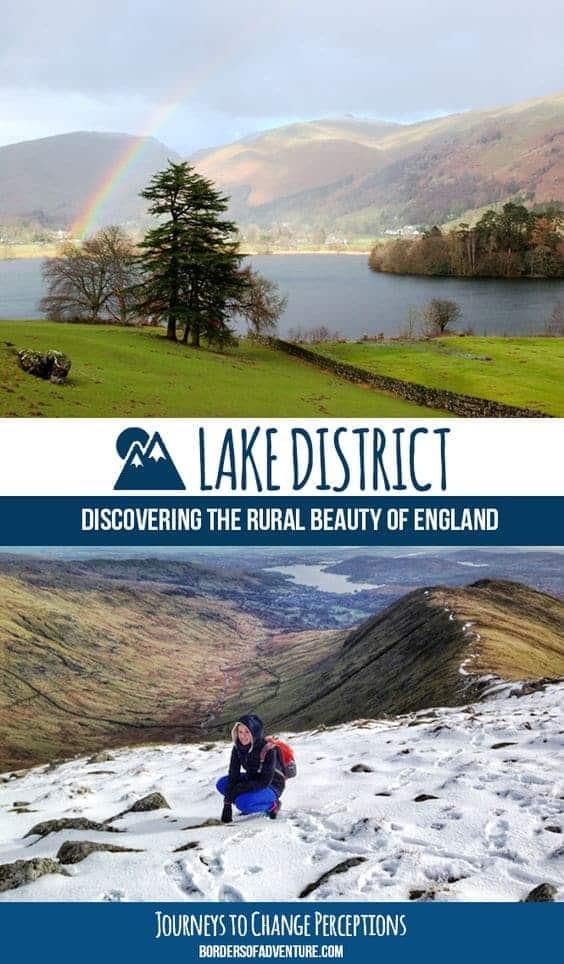 Lake District, UK travel