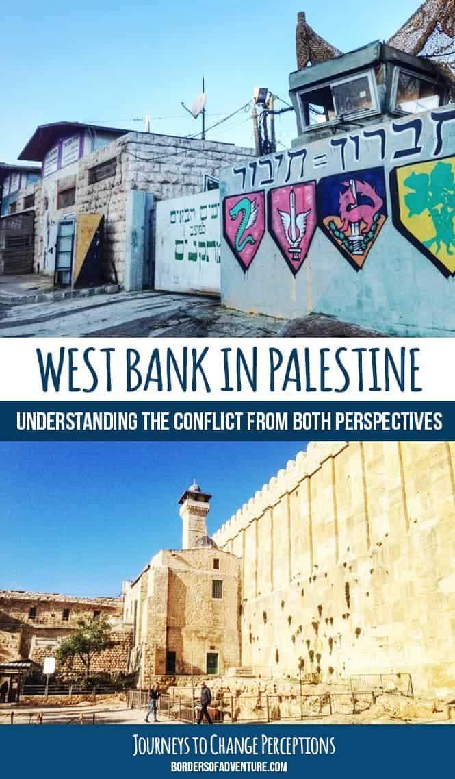 west bank palestine travel