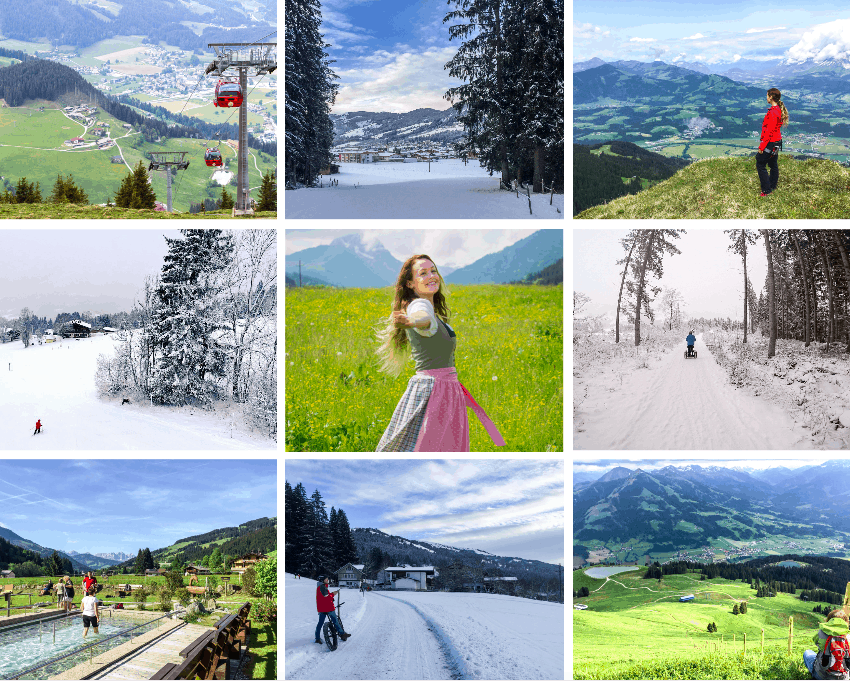 Tirol all-seasons, Austria