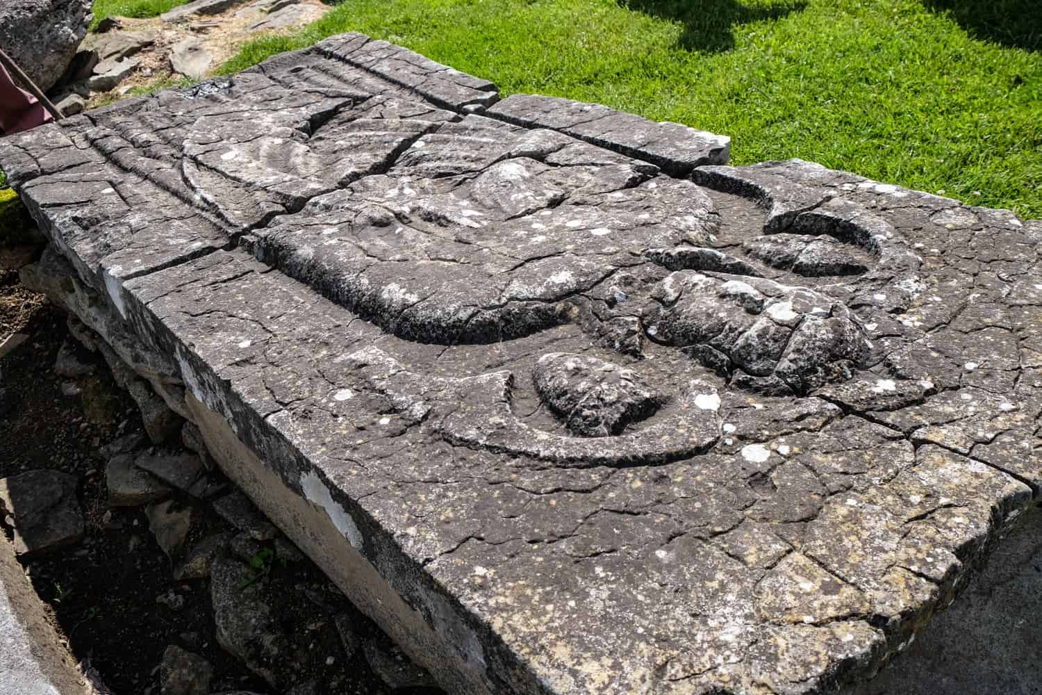 Tomb of St. Nicholas, Jerpoint Park, Lost City, Ireland's Ancient East