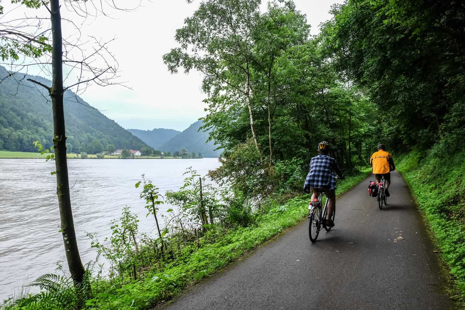 Danube Cycle Path, Austria