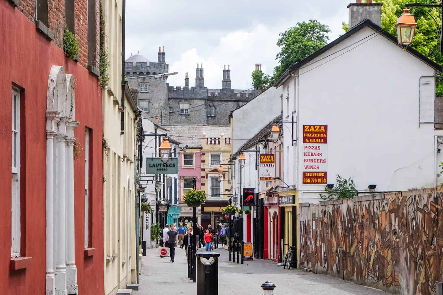 Kilkenny, Ireland's Ancient East, Medieval Mile