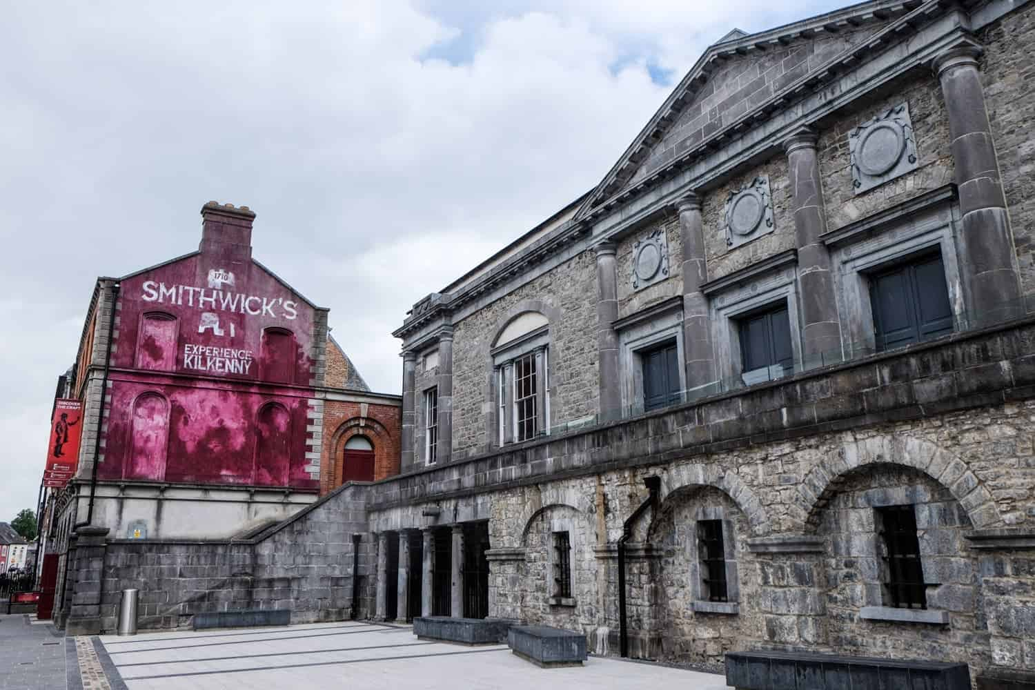 Smithwicks Beer, Kilkenny, Ireland's Ancient East, Medieval Mile