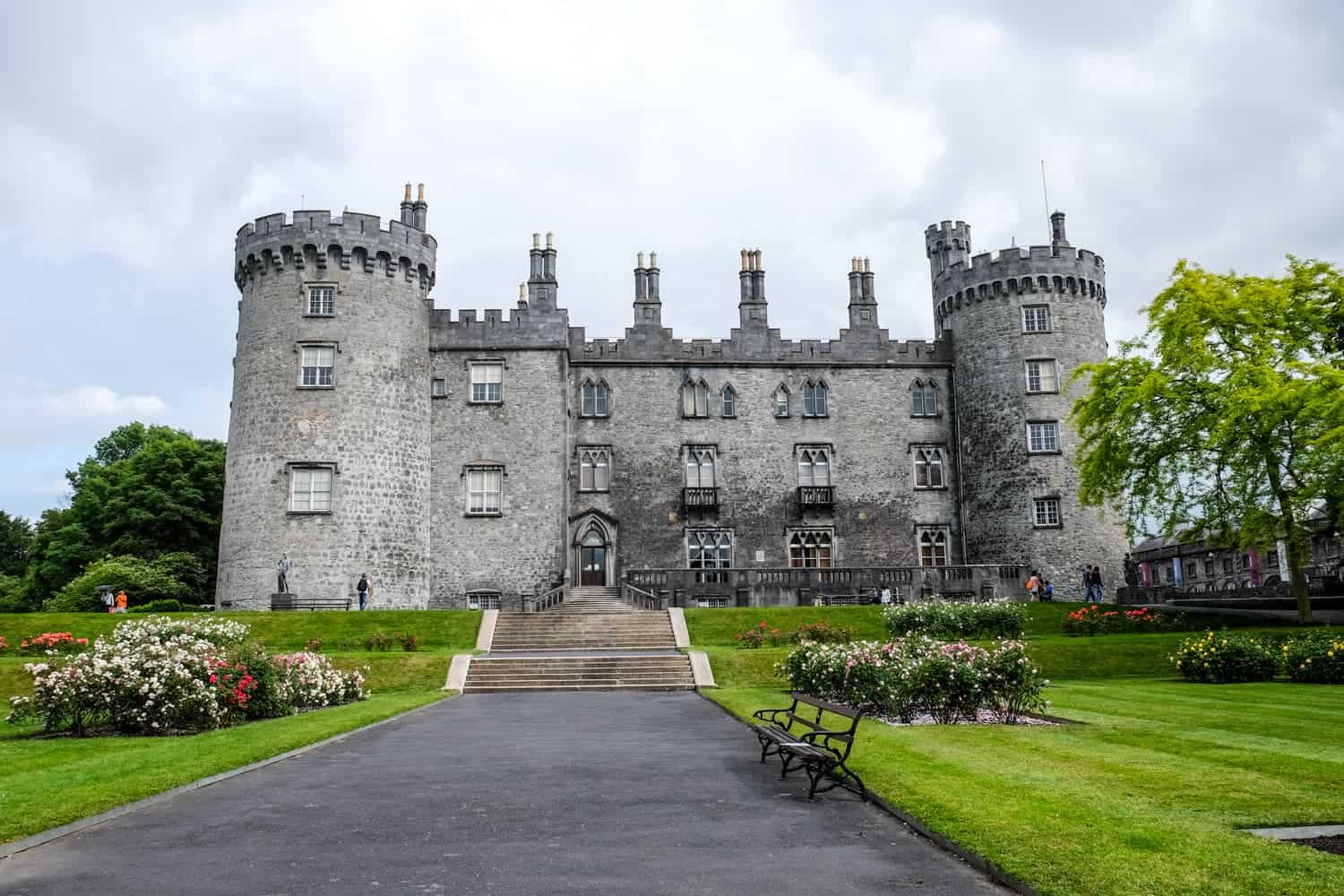 Kilkenny Castle, Ireland's Ancient East, Medieval Mile