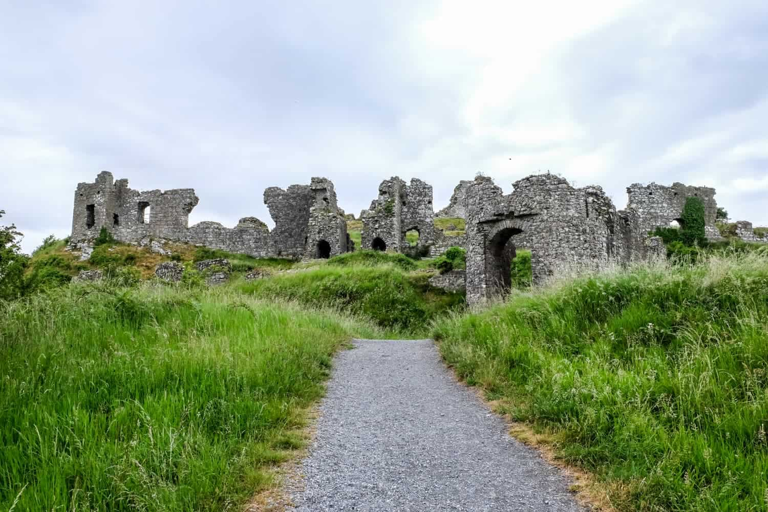 Rock of Dunamase, Ireland, Ireland's Ancient East