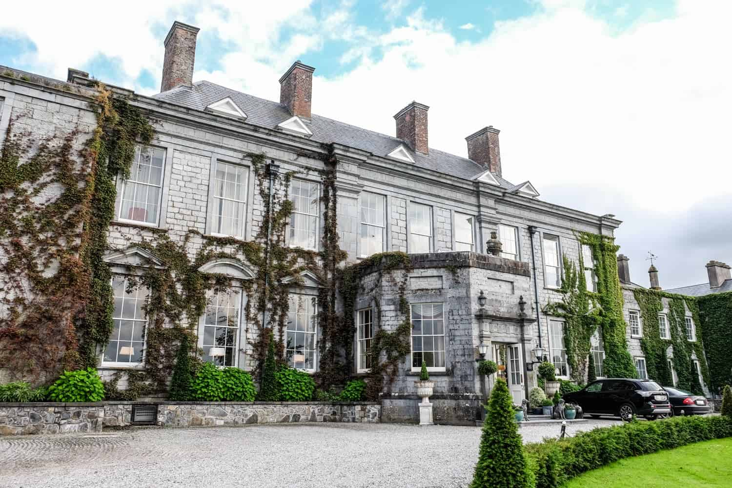 Castle Durrow, Durrow, Ireland, Ireland's Ancient East