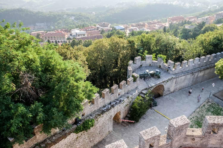 San Marino, Italy, Emilia Romagna
