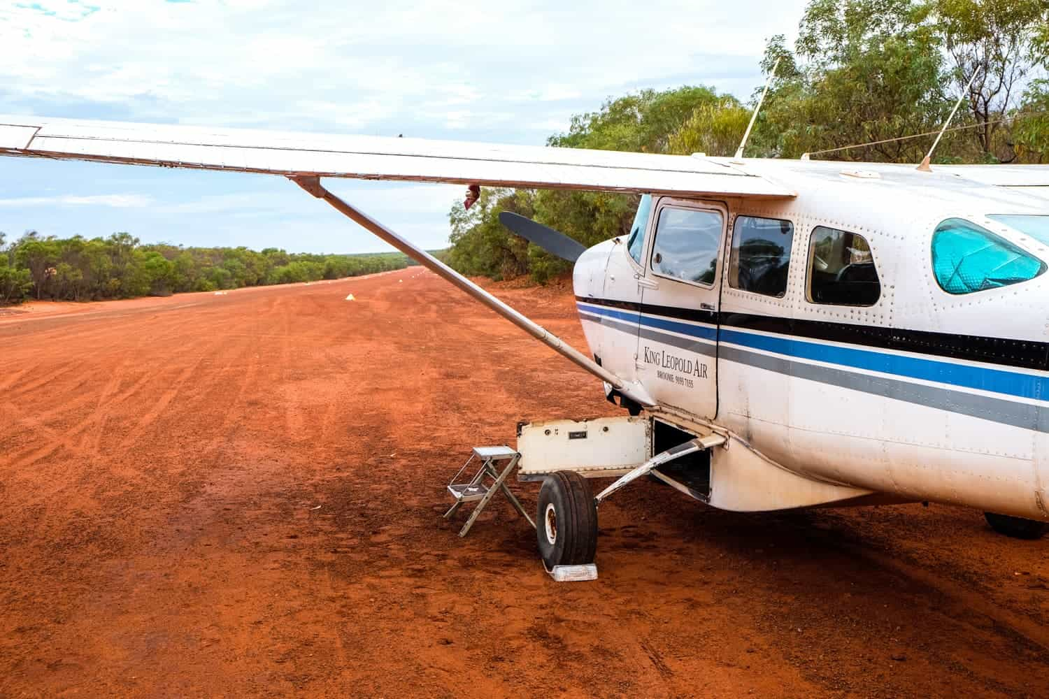 Broome Kimberly Outback of Western Australia scenic flight