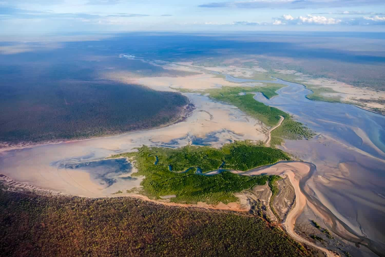 Broome Kimberly Outback Western Australia scenic flight