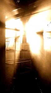 Perspectiva de humo, Ender R., digital, 2013, fragmento