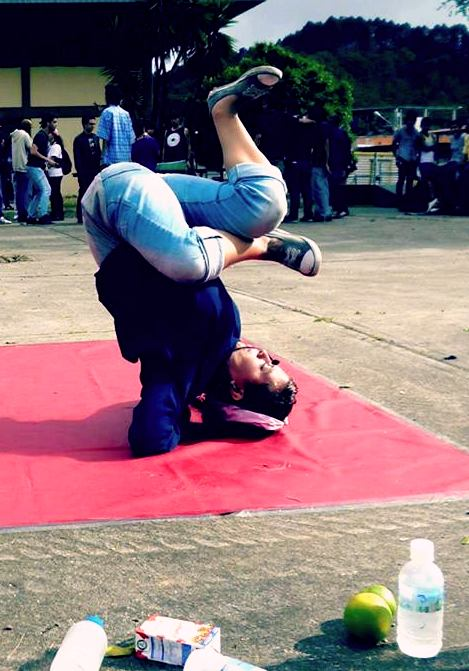 El Break Dance de Big Power Crew (Reportaje)