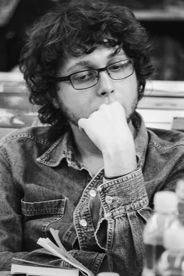 Antología de nóveles escritores (Jesús Montoya: Poemas)