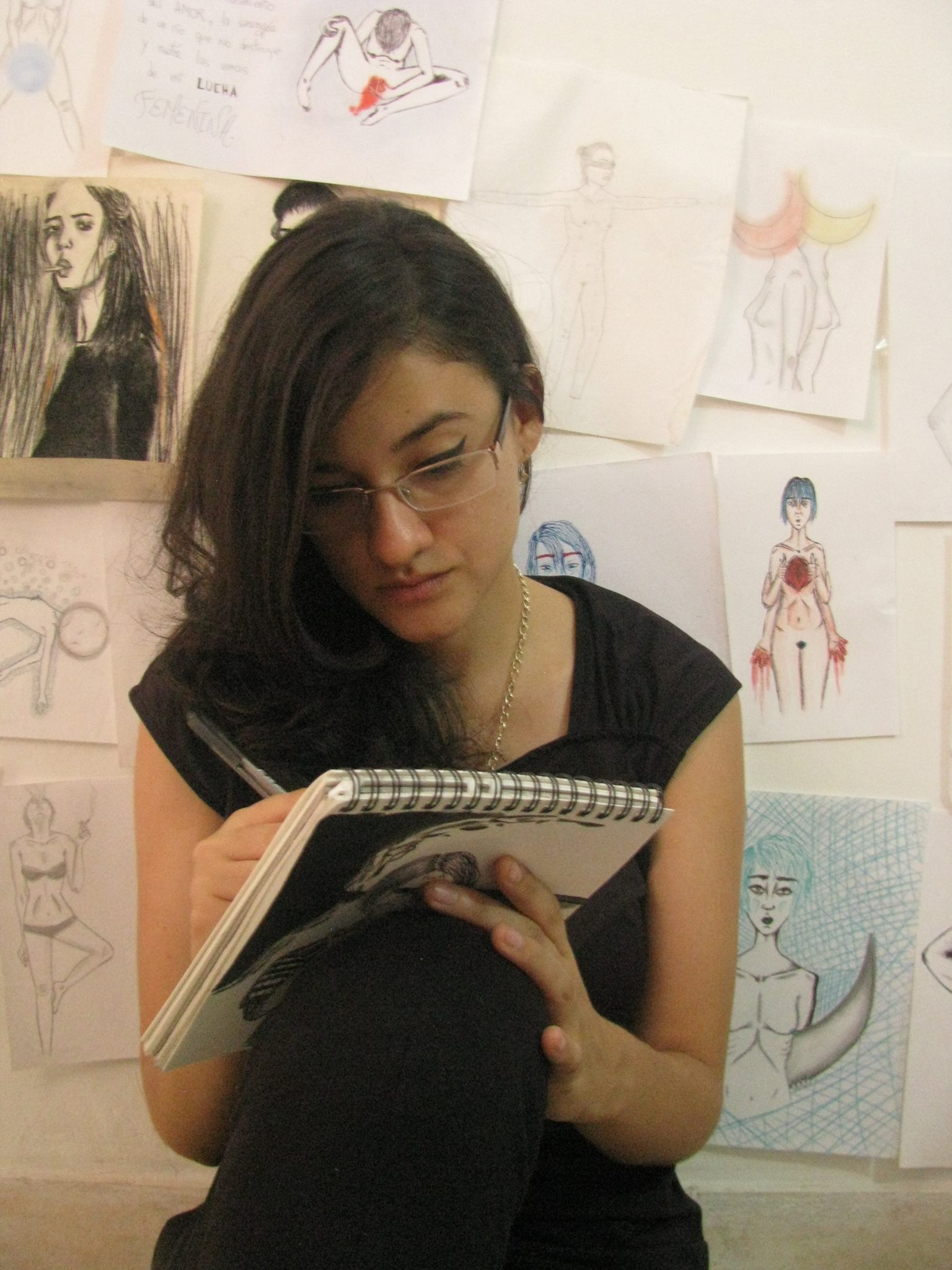 Antología de nóveles escritores (Maria Alejandra Rodríguez Gutiérrez: Prosa)