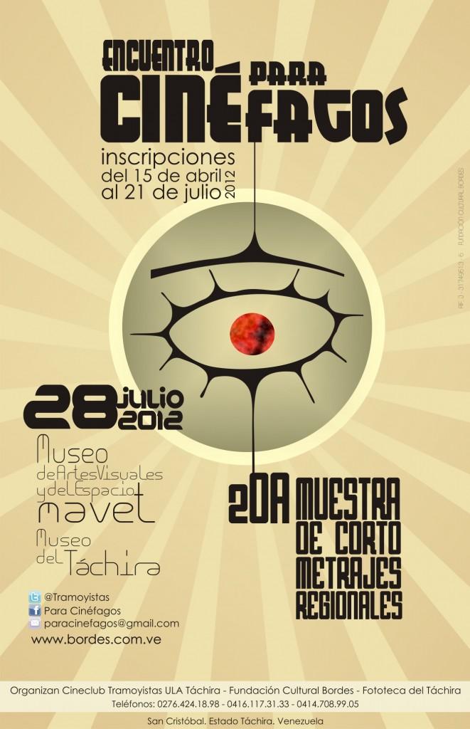 Afiche 2012