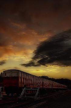Vagones tras trenes (Cuento)
