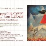 Taller Lectura comentada del libro de Clarissa Pinkola Estés: Mujeres que corren con Lobos.