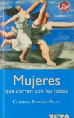 Portada libro Mujeres que corren con lobos