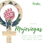 Mujeriegas: trío poético-musical en Café Bordes