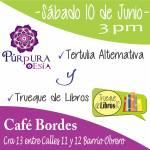 Sábado de Trueque y Tertulia en Bordes