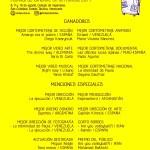 Ganadores IX Festival de CineArte en la Frontera