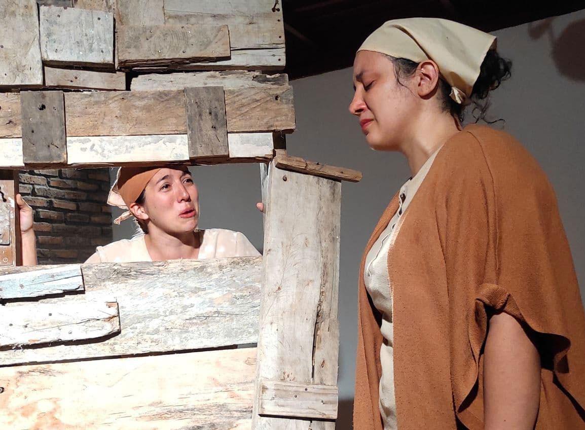 El grito de Kassandra en Teatro Bordes