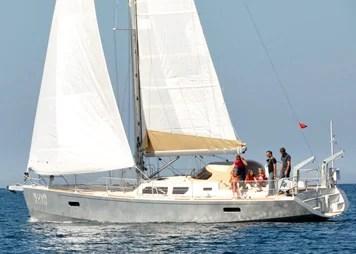 Boral 47 La Belle Jupe Arrire Boral Yachts