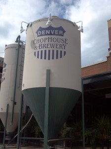 Denver ChopHouse Sign