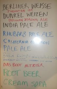 HomeBrew Menu-Oktoberfest2014