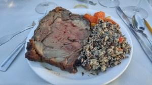 Prime Rib Dinner ElderCircle Harvest Dinner 2016