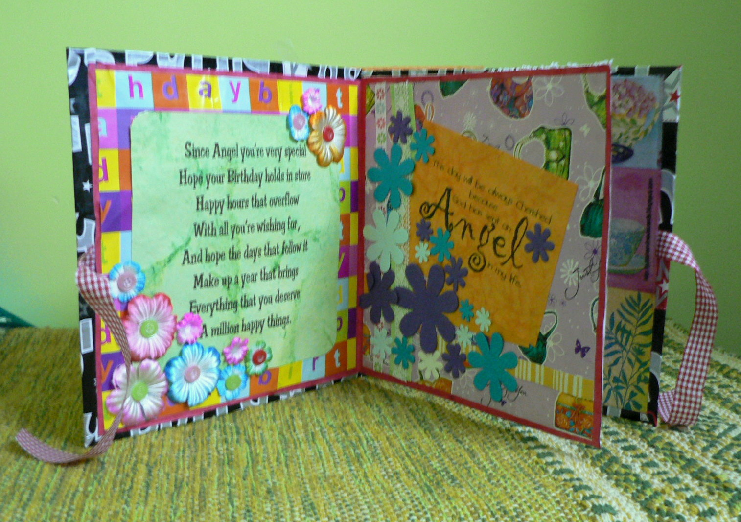 Handmade Birthday Card Ideas For Best Friend Girl What To