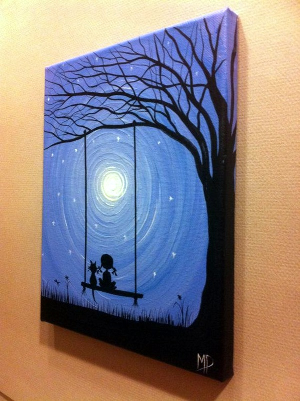 30 more canvas painting