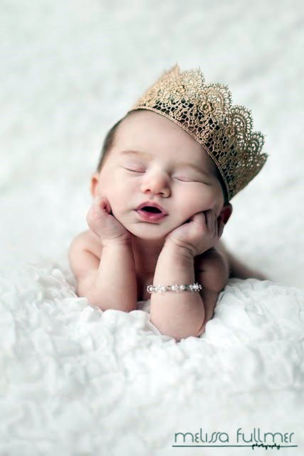40 Adorable Newborn Photography Ideas For Your Junior  Bored Art